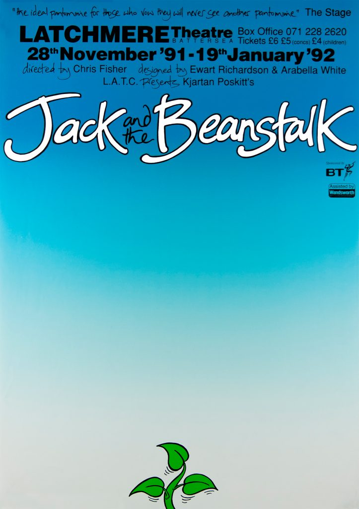 Latchmere-Theatre_Jack-and-the-Beanstalk_1991